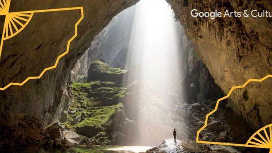 Google Arts & Culture lần đầu tôn vinh Kỳ quan Việt Nam
