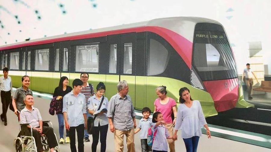 Mở cửa 2 ngày đón người dân tham quan metro Nhổn - ga Hà Nội