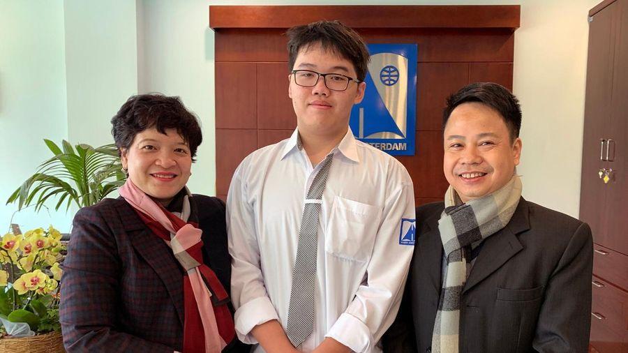 Trải lòng của học sinh Trường Ams đầu tiên đạt giải Nhất quốc gia môn Lịch sử