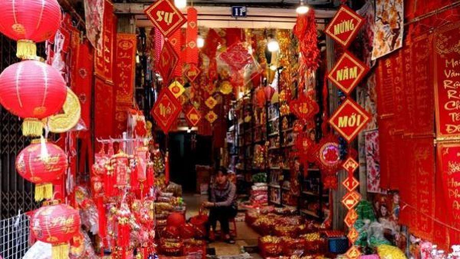 'Tết Việt – Tết Phố năm 2021' tại không gian phố cổ Hà Nội
