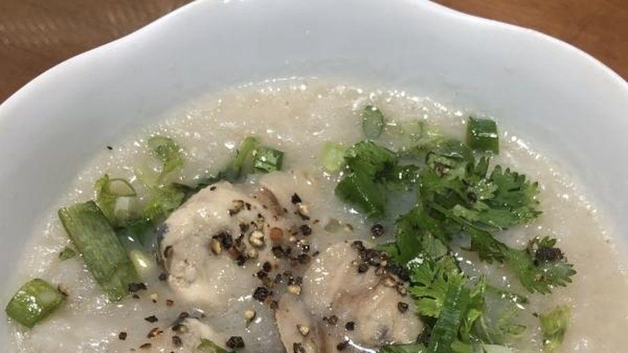 Cháo trìa phá Tam Giang- hương vị tuyệt vời không thể nào quên.