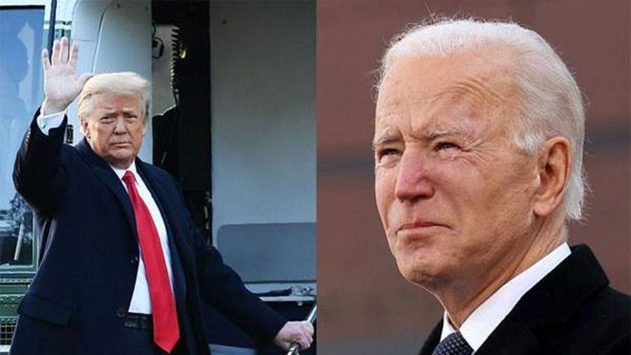 Viễn cảnh mờ mịt của ông Trump và tương lai khó khăn với ông Biden