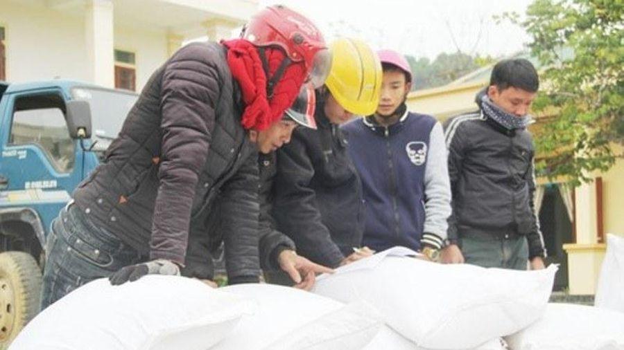 Nghệ An phân bổ hơn 727 tấn gạo hỗ trợ nhân dân Tết Nguyên đán 2021