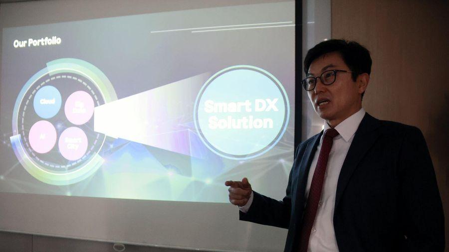 Namutech công bố giải pháp chuyển đổi số tích hợp Smart DX Solution