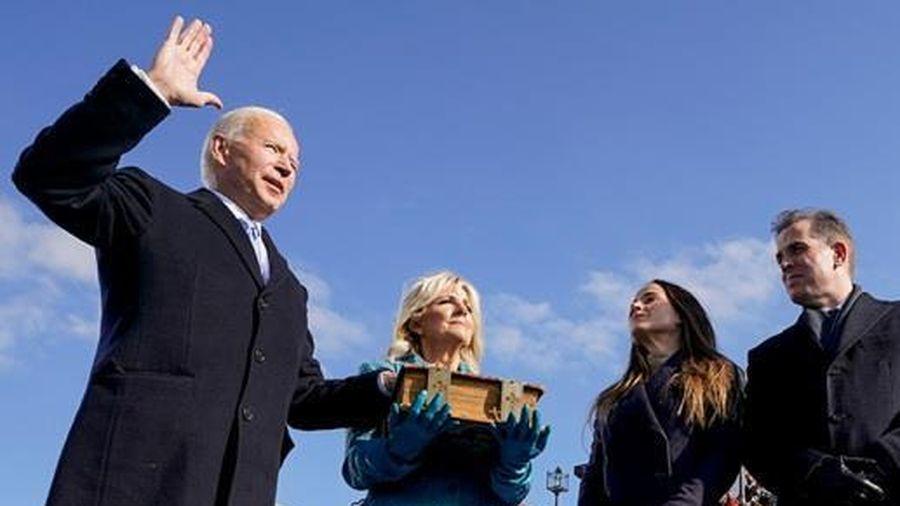 Nội dung lời tuyên thệ của Tổng thống đắc cử Mỹ Joe Biden