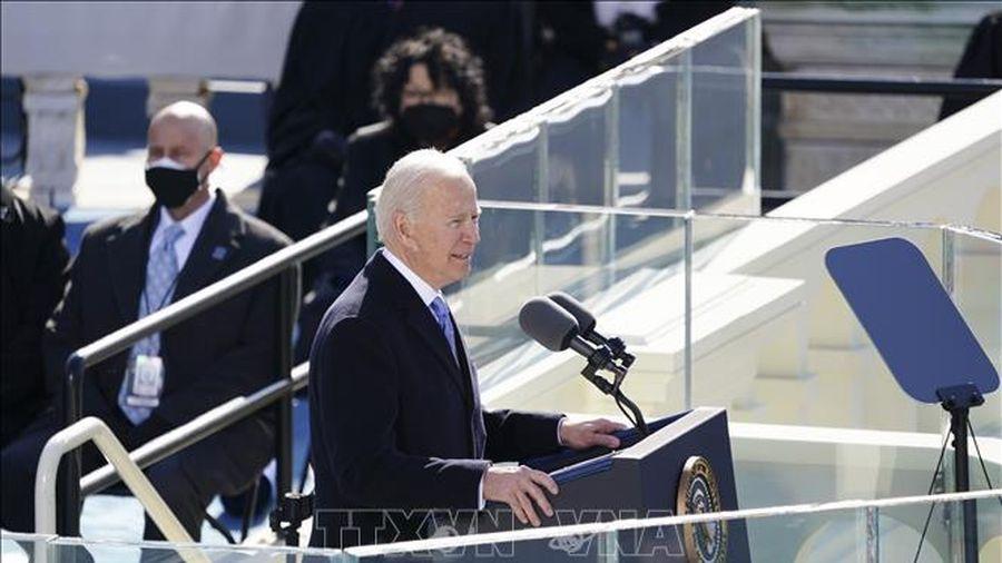 Tân Tổng thống Mỹ Joe Biden cam kết khôi phục quan hệ với các đồng minh