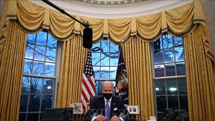 Pháp hoan nghênh Mỹ tham gia trở lại Hiệp định Paris