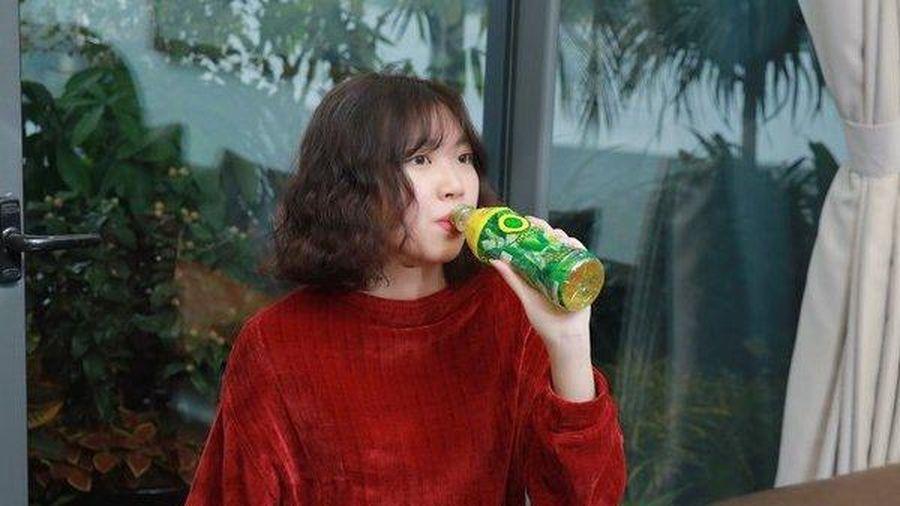 Uống trà xanh để việc dọn nhà đón Tết sẽ 'hết căng'