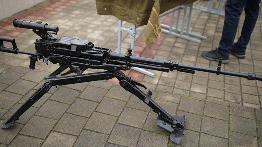 Nga tố cáo Ukraine sao chép súng máy Liên Xô NSV 'Utes'