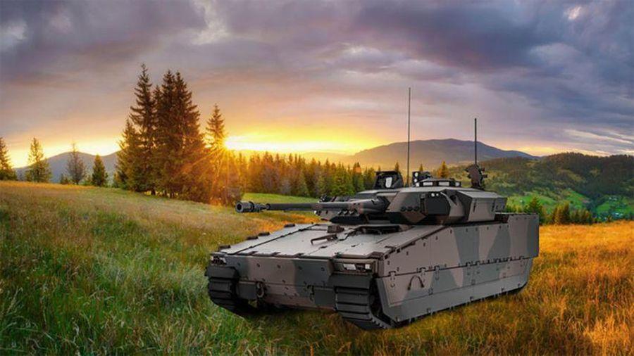 Quân đội Hà Lan nâng cấp lớn xe chiến đấu bộ binh CV90