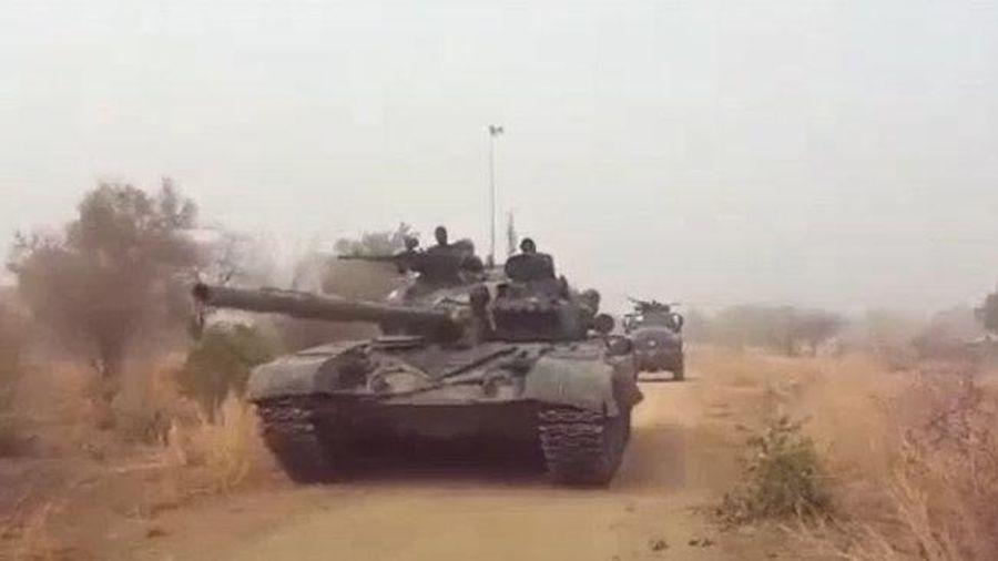 Quân đội Nigeria sẽ không bỏ T-72 vì xe tăng mới của Trung Quốc