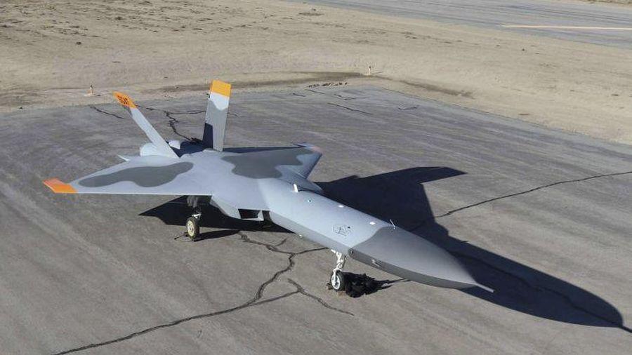 Mỹ bị mất nguyên mẫu mục tiêu bay tàng hình 5GAT