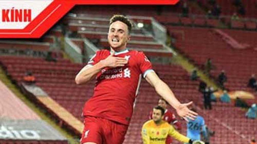 Giờ chỉ có Jota mới 'cứu' được Liverpool