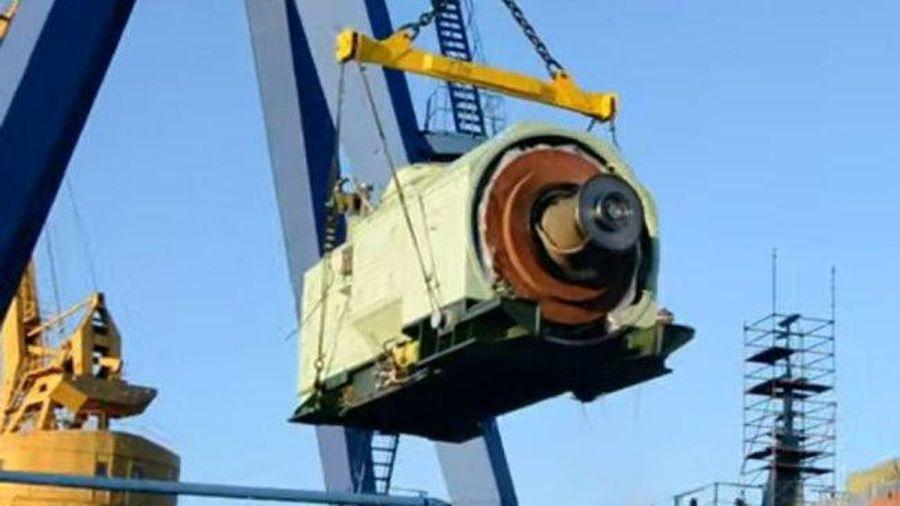 Nga tiến hành tích hợp turbine khí nội địa cho khinh hạm 'Đô đốc Golovko'