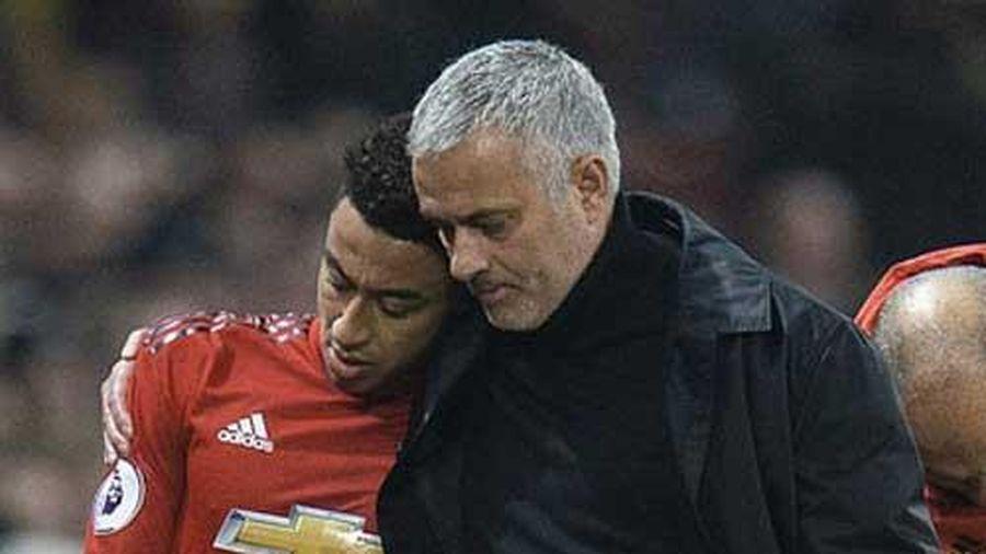 Mourinho quyết mang Lingard về Tottenham