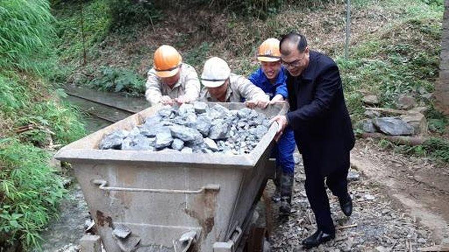 Công ty CP Khoáng sản Bắc Kạn: Đảm bảo môi trường là điều kiện tiên quyết