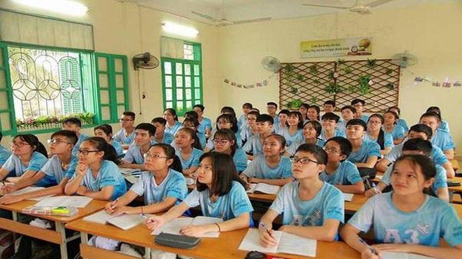 Học sinh Hải Phòng được lựa chọn Ngoại ngữ thi vào lớp 10 THPT