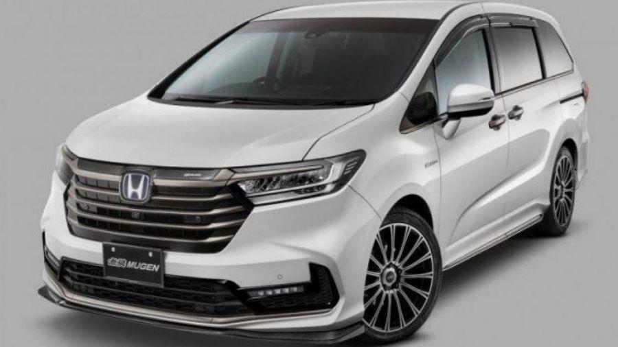 MPV Honda Odyssey 2021 thể thao hơn với gói độ của Mugen