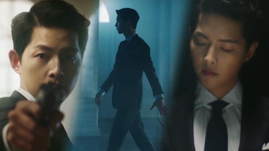 Song Joong Ki 'ngầu lòi' trong teaser 'Vincenzo': Liệu có làm nên cơm cháo hậu ly hôn?