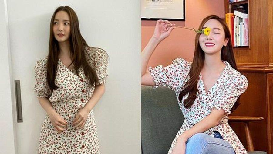 Màn đụng váy của Park Min Young và Jessica: Tưởng cạnh tranh gắt lắm, ai ngờ mang ý nghĩa cực đáng ngưỡng mộ đằng sau