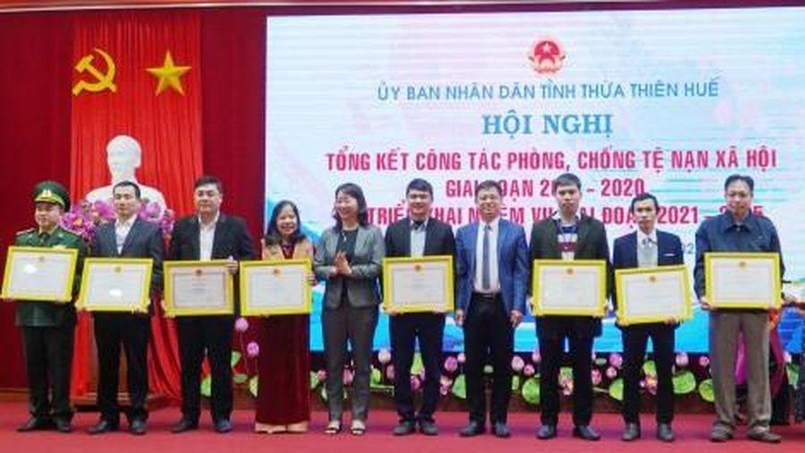 Thừa Thiên Huế: Tạo sự chuyển biến mạnh mẽ trong phòng, chống tệ nạn xã hội