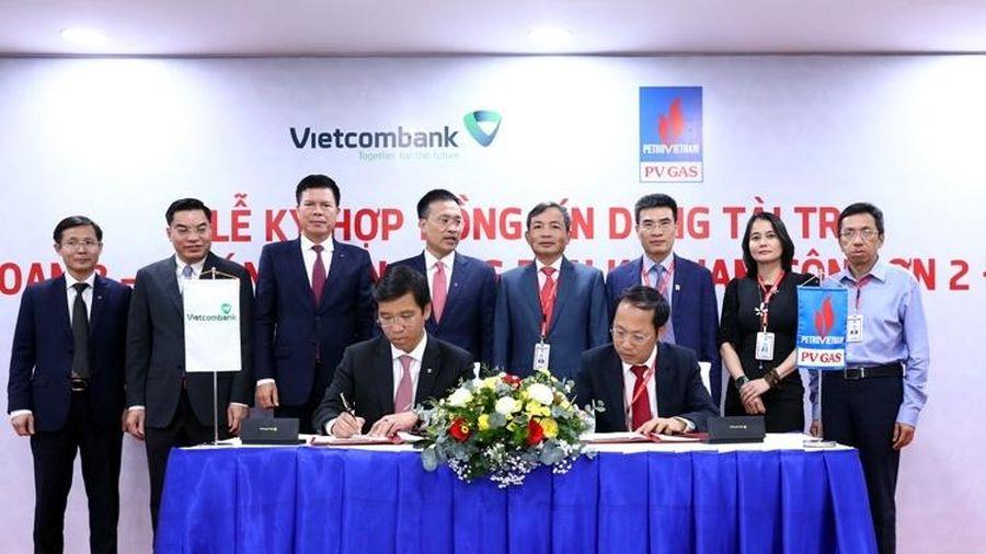 PV GAS và VCB ký hợp đồng tín dụng tài trợ 'Giai đoạn 2 – Dự án đường ống dẫn khí Nam Côn Sơn 2 điều chỉnh'
