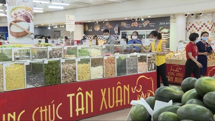 Bình Định: Chủ động nguồn hàng, bình ổn thị trường phục vụ Tết Nguyên đán Tân Sửu