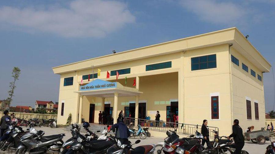 Bắc Ninh: Nâng cao hiệu quả hoạt động, sử dụng hệ thống thiết chế văn hóa, thể thao các cấp