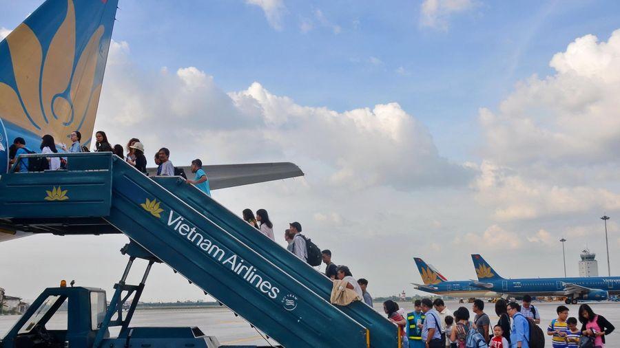 Vietnam Airlines có số chuyến bay nhiều nhất trong năm 2020