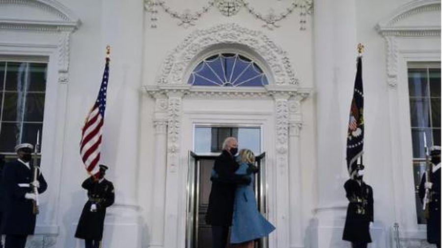 Tân Tổng thống Mỹ Joe Biden gửi thông điệp dành cho thế giới khi bước vào Nhà Trắng