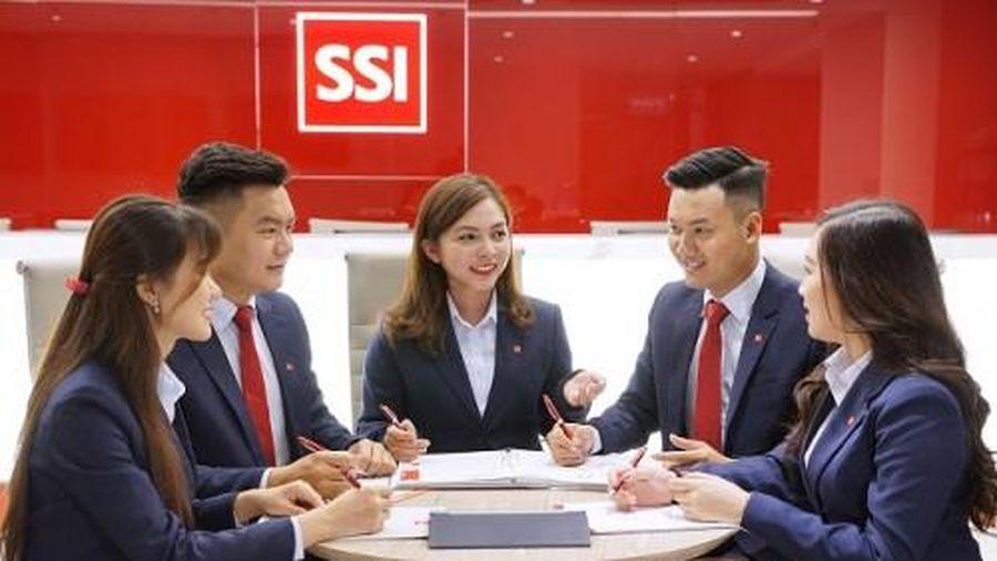 Chứng khoán SSI lãi hơn 1500 tỉ năm 2020