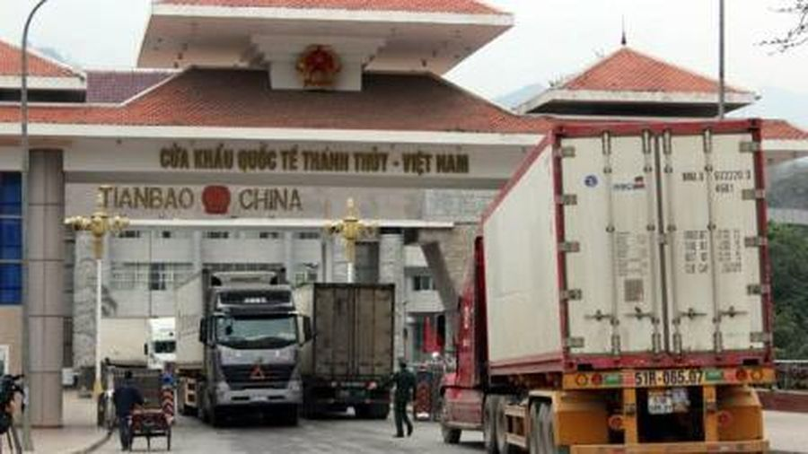 Hàng hóa xuất khẩu sang Trung Quốc phải khử trùng phòng dịch Covid-19