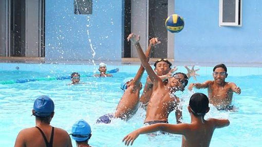 Dạy bơi phòng, chống đuối nước trẻ em