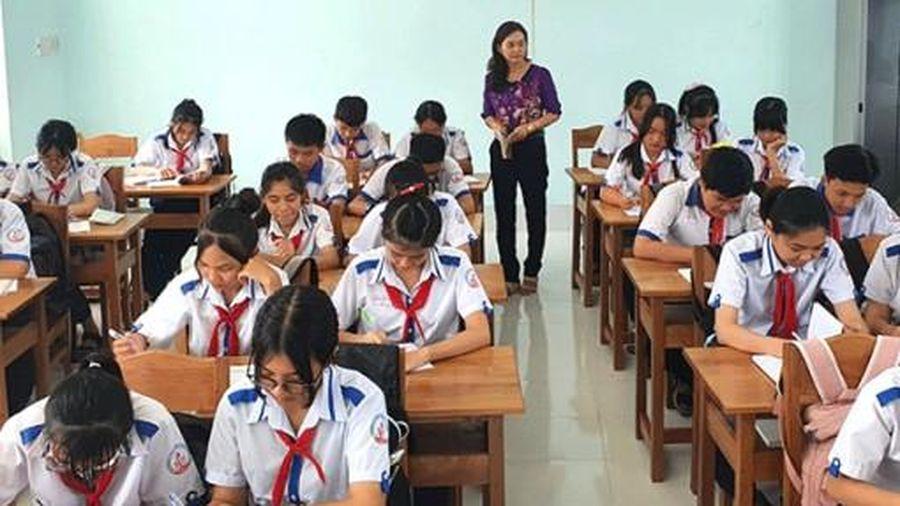 Ban hành bộ tiêu chí lựa chọn sách giáo khoa trên địa bàn TP Cần Thơ
