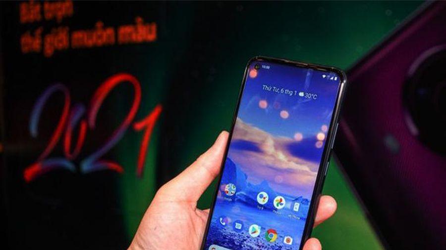 HMD Global trình làng smartphone Nokia 5.4 tầm trung mới