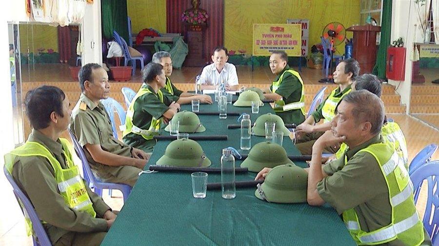 Cựu chiến binh TP Uông Bí tích cực tham gia xây dựng, bảo vệ Đảng, chính quyền vững mạnh