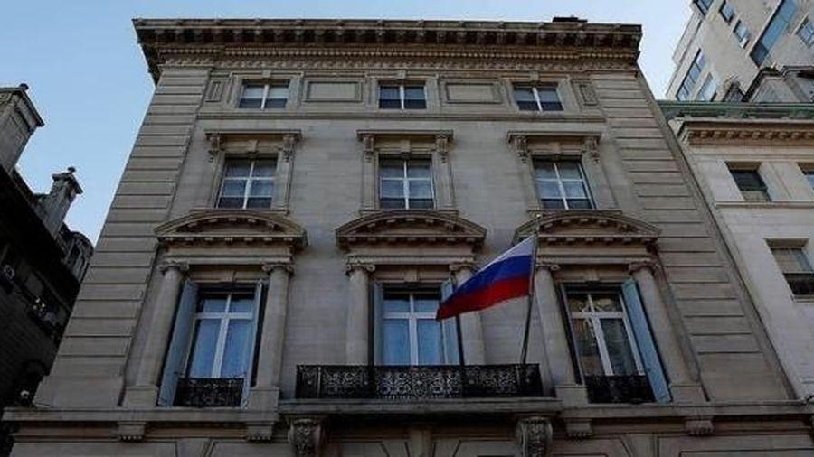 Vì sao đường dây điện thoại của lãnh sự quán Nga ở New York bị 'cắt'?