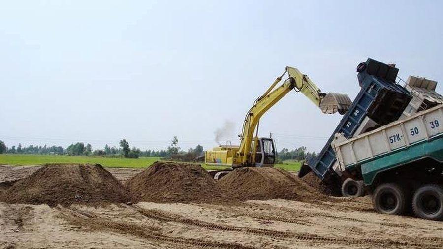 Thanh toán hợp đồng thi công xây dựng đối với khối lượng đào phải trung chuyển trong thi công nền đường