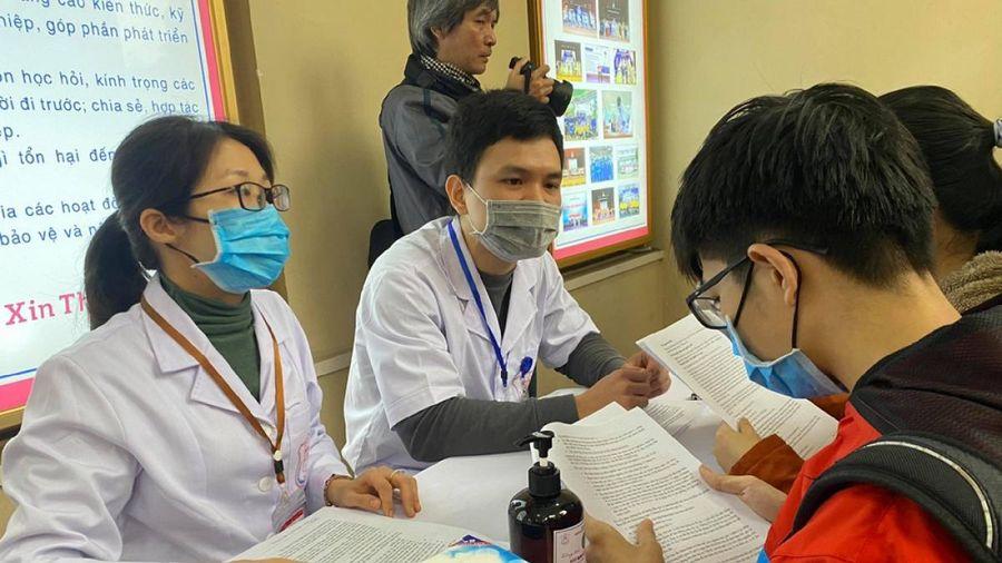 Chính thức khởi động chương trình nghiên cứu thử nghiệm lâm sàng vaccine Covivac