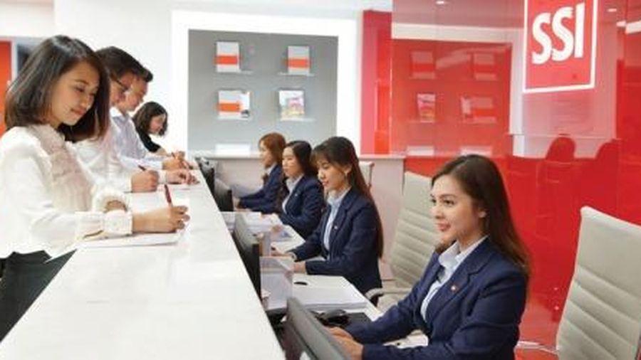 Công ty mẹ SSI đạt hơn 4.500 tỷ đồng doanh thu năm 2020