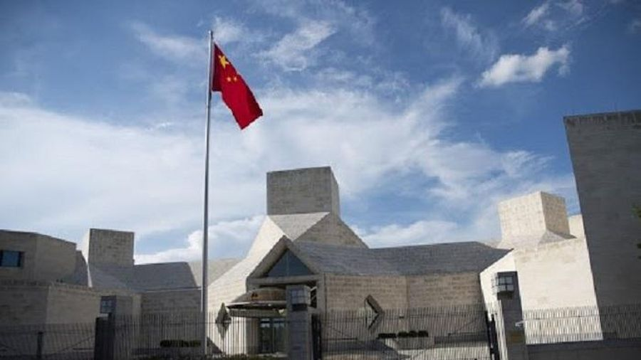 Twitter bất ngờ khóa tài khoản của Đại sứ quán Trung Quốc tại Mỹ