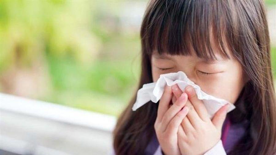 Triệu chứng điển hình của viêm mũi dị ứng