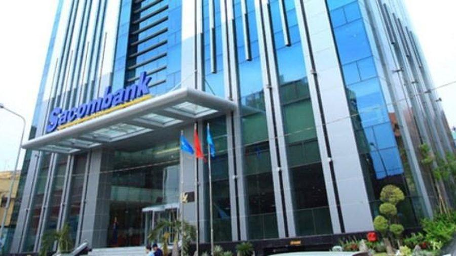 Sacombank vượt 30% chỉ tiêu lợi nhuận, dự phòng tăng cao