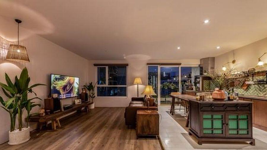 Căn hộ 90m² được thiết kế tỉ mỉ đẹp 'không góc chết' ở Q2, TP. HCM