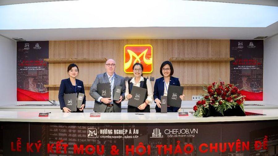 Chia sẻ về cơ hội việc làm ngành Hospitality từ các đại diện Nhà hàng - Khách sạn 4-5 sao