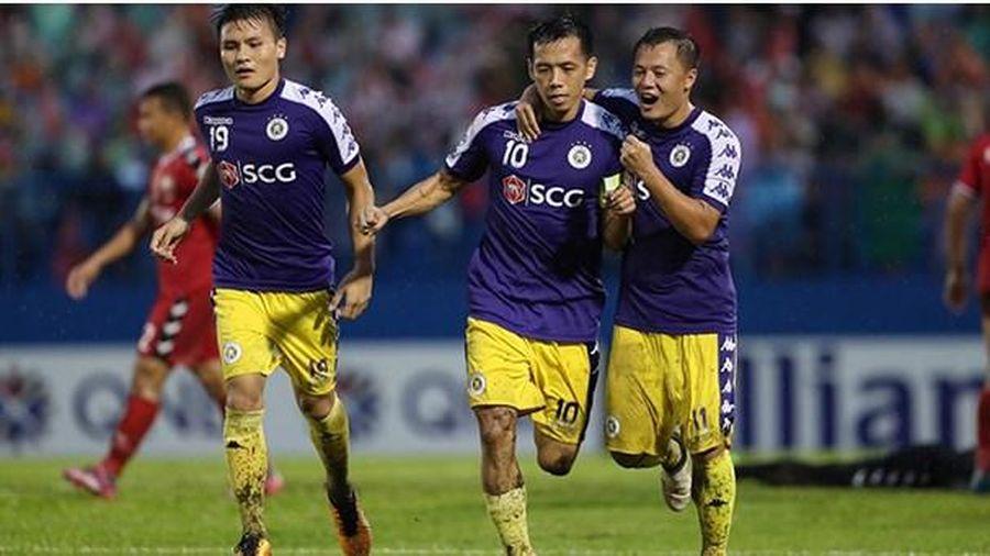 Vòng 2 V-League 2021: Lập lại trật tự