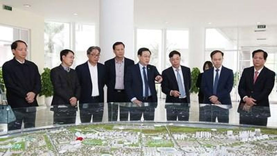 Long Biên (Hà Nội) phải thành quận kiểu mẫu