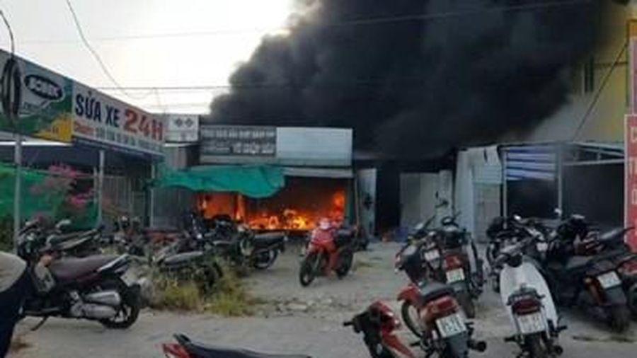 Kịp thời khắc phục vụ hỏa hoạn nghiêm trọng tại Kiên Giang