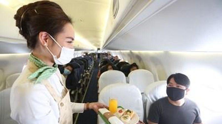Bamboo Airways khai thác đường bay từ TP Hồ Chí Minh đi Côn Đảo