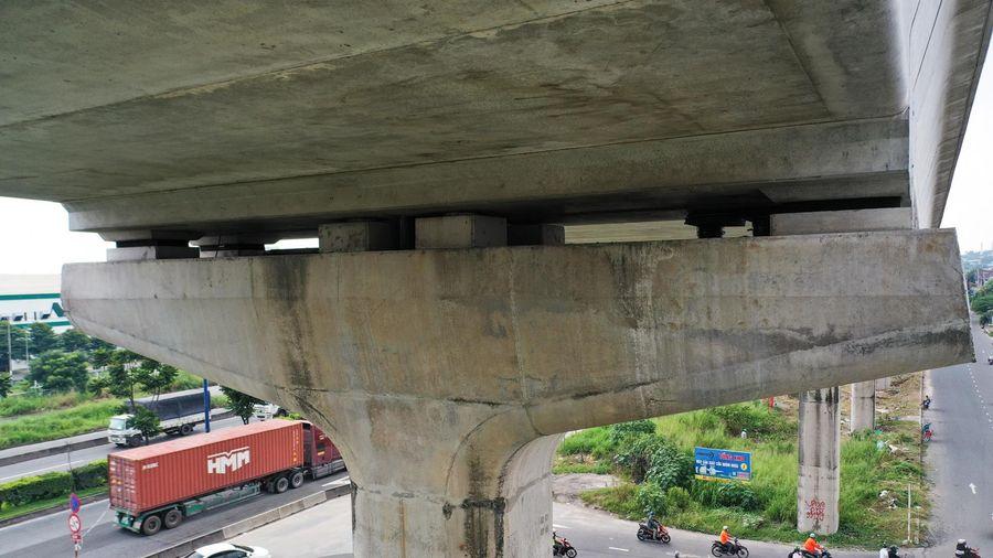Phát hiện thép làm gối metro số 1 không đúng hợp đồng